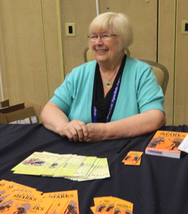 Nancy Raven Smith Booksigning at Bouchercon