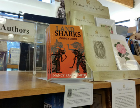 Land Sharks in the Flintridge Bookstore