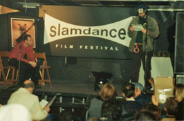 Nancy Raven Smith Slamdance Award Winner